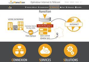 Vers site Nanoxion
