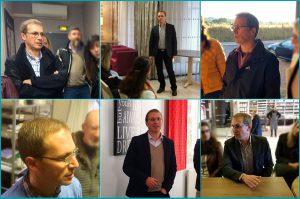 Éric Nicolas webmaster participe aux Petits Dej'jpro 65